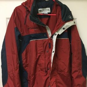 Nice Columbia Crossterra Medium Men's coat nice!